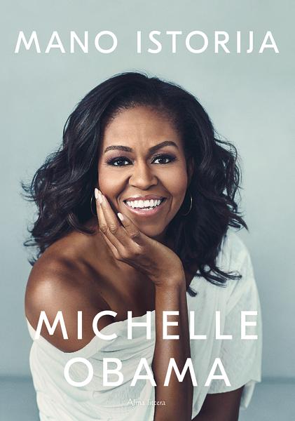 Michelle Obama virsmas arba kitokios pelenės istorija