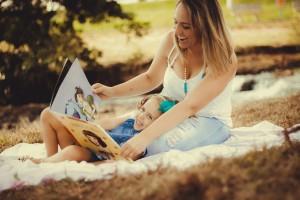 Skaitymas vaikui