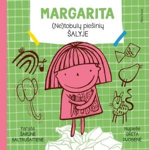 Margarita (Ne)tobulų piešinių šalyje