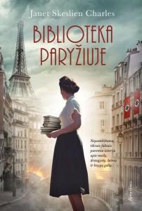 Biblioteka Paryžiuje